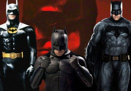 Πόσους Batman θα δούμε τo 2021;