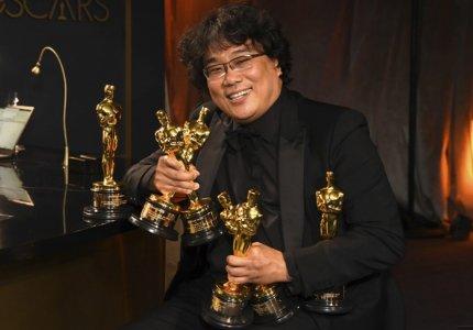 Oscars 2020: Τα Παράσιτα έσπασαν πολλά ρεκόρ