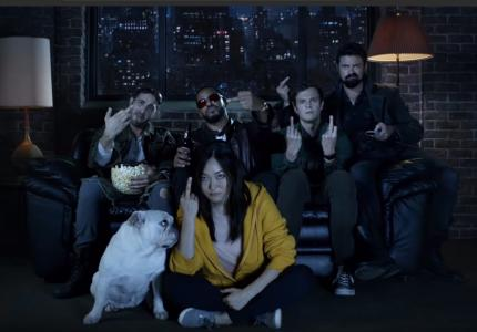 """The boys"": Αυτή είναι η τηλεοπτική σειρά του Σεθ Ρόγκεν"