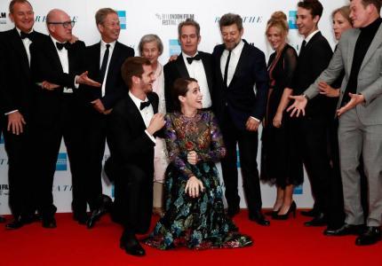 """Λονδίνο 17 - Κλερ Φόι: """"Ο Άντριου Γκάρφιλντ ακόμη δεν γνωρίζει ποια είμαι!"""""""