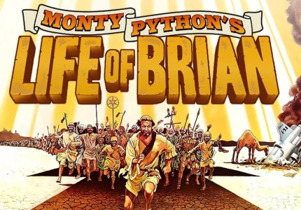 Monty Python's Life of Brian - Σινεμά με τον Φρόυντ