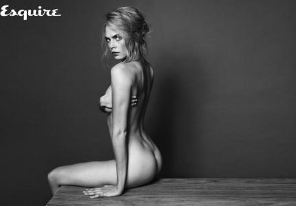 """Η Κάρα Ντελεβίν κάνει -γυμνή- προπόνηση για το """"Suicide Squad"""""""