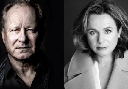 """Στέλαν Σκάρσγκααρντ και Έμιλι Ουάτσον στο """"Chernobyl"""""""