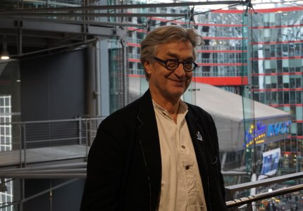 Ο Βιμ Βέντερς παρουσιάζει την ψηφιακή πλατφόρμα του κλασσικού σινεμά