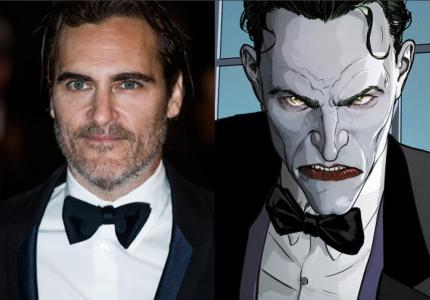 O νέος Joker θα είναι ένας αποτυχημένος κωμικός