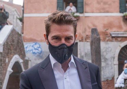 Έξαλλος ο Τομ Κρουζ στα γυρίσματα του Mission Impossible 7 για τα μέτρα προστασίας