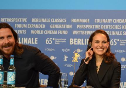 "Berlinale 15: ""Knight of cups""-Συνέντευξη Τύπου: Ερωτήσεις στο ""φάντασμα"" του Μάλικ..."