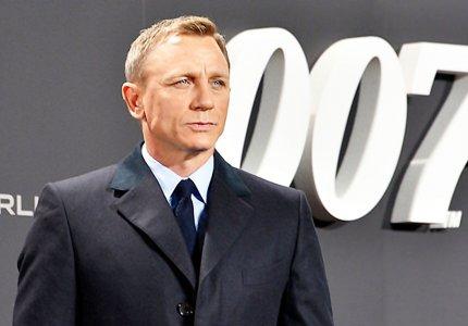 Έρχεται Ελλάδα ο νέος James Bond;