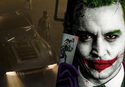 Θέλουν τον Τζόνι Ντεπ για Joker