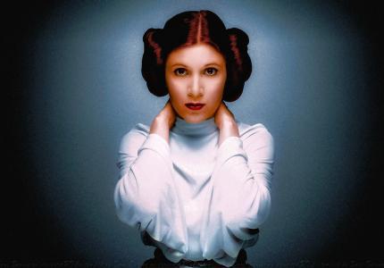 Η Carrie Fisher είναι αναντικατάστατη (και) για τη Lucasfilm!