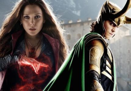 Ο Loki και η Scarlet Witch στην πλατφόρμα της Disney