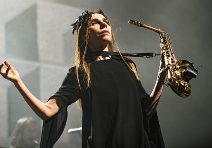 Η PJ Harvey στο Φεστιβάλ Βερολίνου