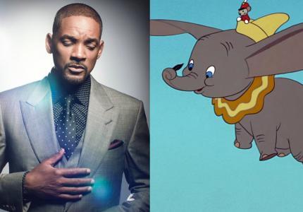 """Ο Ουίλ Σμιθ στο """"Dumbo"""" του Τιμ Μπάρτον;"""