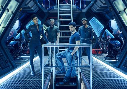 """Μπορεί το """"Εxpanse"""" να γίνει το νέο """"Battlestar Galactica"""";"""