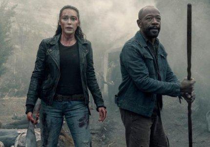 Tρέιλερ για την 5η σεζόν Fear The Walking Dead