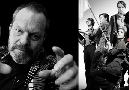 arcade fire terry gilliam
