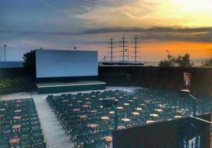 Το MOVE IT πάει θερινό σινεμά: Φλοίσβος!
