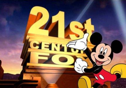 H Disney αγόρασε την 20th Century Fox