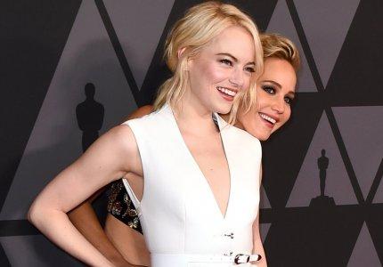 Κολλητοί φίλοι στο Hollywood