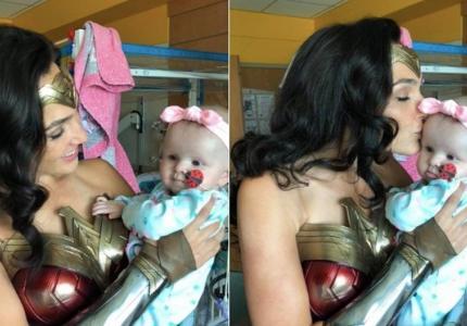 H Gal Gadot είναι αληθινή Wonder Woman
