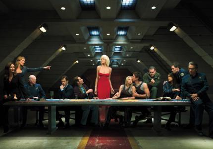 """Battlestar Galactica"" στη μεγάλη οθόνη"