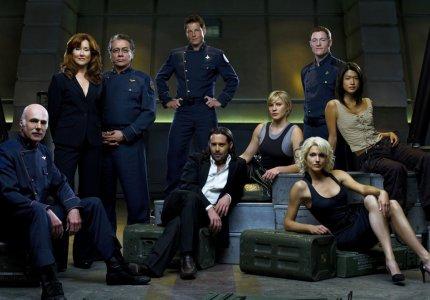 Δείτε δωρεάν online όλες τις σεζόν του Battlestar Galactica