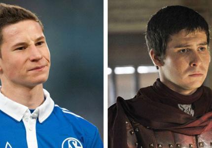 Αν γνωστοί ποδοσφαιριστές έπαιζαν στο... Game of Thrones;