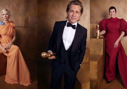 Χρυσές Σφαίρες 2020: Τα πορτραίτα