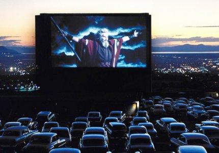 Φεστιβάλ drive-in σινεμά στην Γλυφάδα