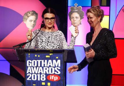 gotham awards 2018