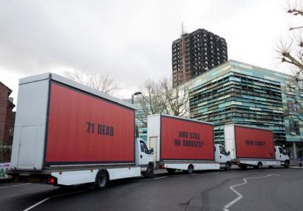 """""""Τρεις πινακίδες στο Λονδίνο"""": Όταν η ζωή αντιγράφει την τέχνη..."""