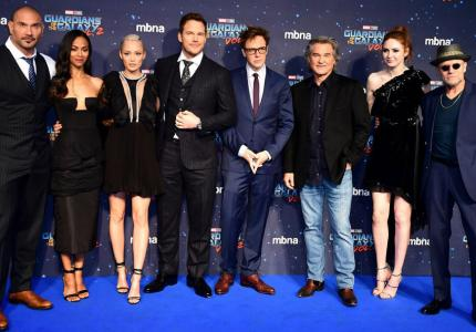 'Guardians of the Galaxy' cast writes open letter