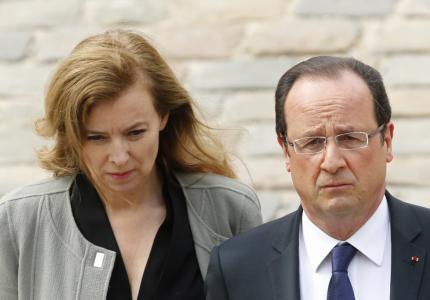 Ο έρωτας του Γάλλου προέδρου στο πανί