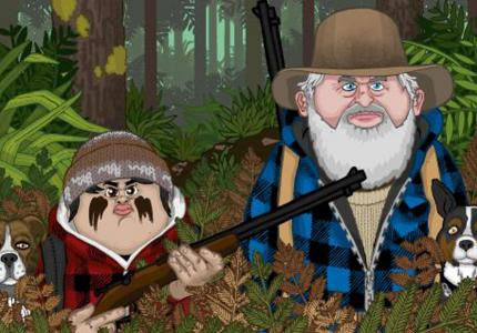 """Τα πόστερ του """"Hunt for the wilderpeople"""" είναι καταπληκτικά"""