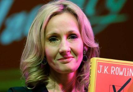 """Τι ετοίμασε η JK Rowling μετά τον """"Harry Potter""""; Τηλεοπτική σειρά!"""
