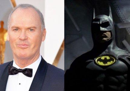 Ο Μάικλ Κίτον θα βάλει ξανά την κάπα του Batman