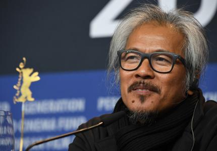"Berlinale 18 - Λαβ Ντίαζ: ""To σινεμά είναι μια μορφή επανάστασης"""