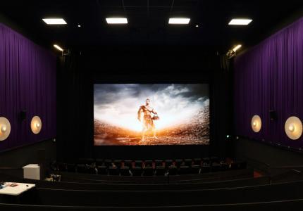 Νέα επαναστατική τεχνολογία στις κινηματογραφικές οθόνες