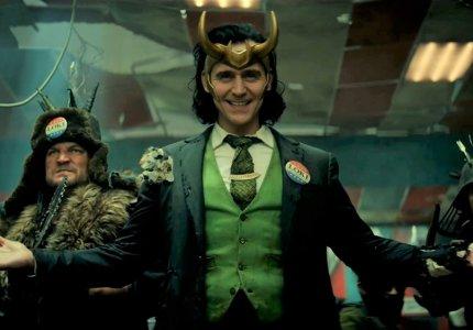 Ο Loki έχει την δική του σειρά και το τρέιλερ είναι... glorious