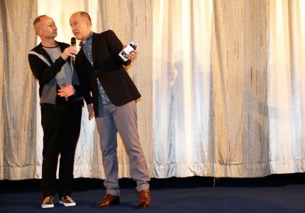 "Berlinale 16 - Συνέντευξη με τους δημιουργούς του docu για τον Maplethorpe: ""Η τέχνη είναι παντού"""