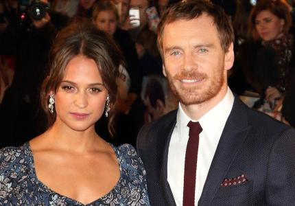 fassbender vikander married