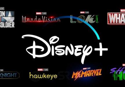 Aυτές είναι οι 12 σειρές της Marvel που θα στριμάρουν στο Disney+