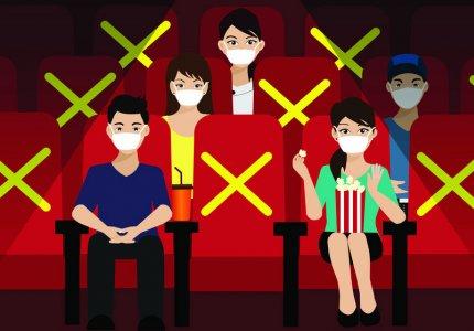 Υποχρεωτική η χρήση μάσκας στις κλειστές αίθουσες