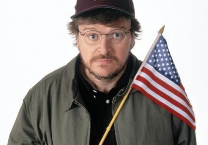 """Το κράξιμο του  Μάικλ Μουρ στο  """"American Sniper"""""""