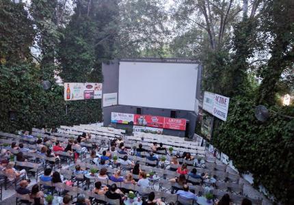 Το MOVE IT πάει θερινό σινεμά: Μίμης Φωτόπουλος!