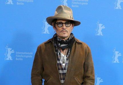 "Berlinale 2020 - Τζόνι Ντεπ: ""Η αλλαγή έρχεται από τους μικρούς, από όλους εμάς"""
