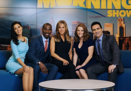 Η 2η σεζόν του «The Morning Show» θα ασχοληθεί με τον κορονοϊό