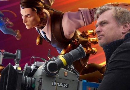 O Kρίστοφερ Νόλαν θέλει να κάνει τις ταινίες του, video games