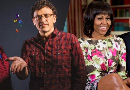 Ζεύγος Ομπάμα + αδερφοί Ρούσο = Ταινία στο Netflix