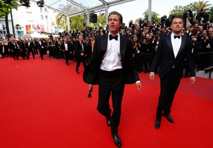 cannes 2019 once upon a time in hollywood